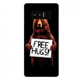 Galaxy Note 8  Free Hugs by Mitxel Gonzalez ()