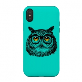 iPhone Xs / X  Intellectuowl by  ()