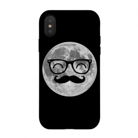 iPhone Xs / X  Moonstache by  ()