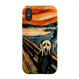iPhone Xs / X  The Scream by  ()
