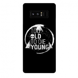 Galaxy Note 8  Too Old To Die Young by Mitxel Gonzalez ()