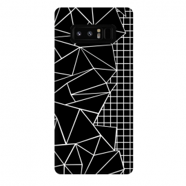 Galaxy Note 8  AB Side Grid by Project M ()
