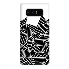 Galaxy Note 8  AB Mountain White by Project M ()