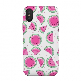 Watermelons by Laura Grant (watermelon ,fruit,tropical)
