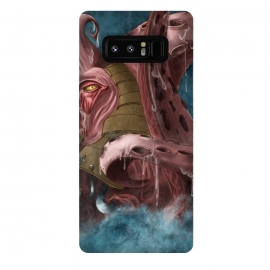 Galaxy Note 8  Kraken by Alejandro Orjuela ()