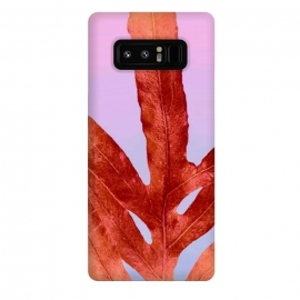 Galaxy Note 8  Red Fern Pantone by ANoelleJay ()