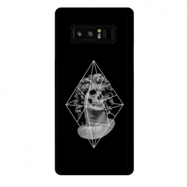 Galaxy Note 8  Alexander The Skeleton by Julien Missaire