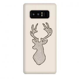 Galaxy Note 8  My Deer Tree by Julien Missaire