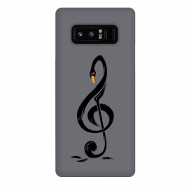 Galaxy Note 8  Black Swan's Melody by Steven Toang ()