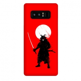 Galaxy Note 8  Ghost Samurai by Steven Toang ()