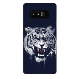 Galaxy Note 8  Melting Tiger by Steven Toang ()