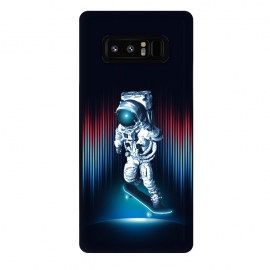Galaxy Note 8  Space Skater by Steven Toang ()