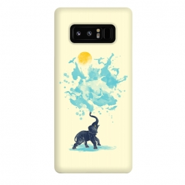 Galaxy Note 8  Summer Splash by Steven Toang ()