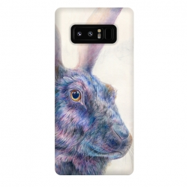 Galaxy Note 8  Black Rabbit by Brandon Keehner ()