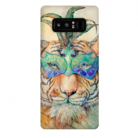 Galaxy Note 8  Tiger by