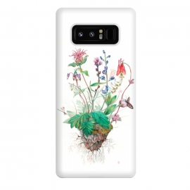 Galaxy Note 8  Wildflowers by  ()