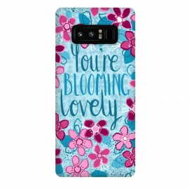 Galaxy Note 8  Lovely Blossom by Kimrhi Studios ()