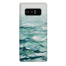 Galaxy Note 8  Minty Seas by Ann Marie Coolick ()