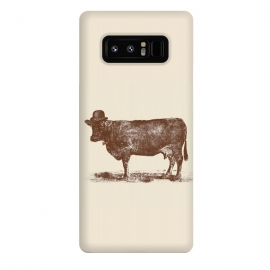 Galaxy Note 8  Cow Cow Nut by Florent Bodart ()