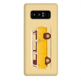 Galaxy Note 8  Yellow Van by  ()