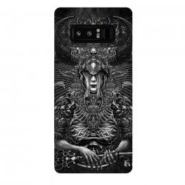 Galaxy Note 8  Winya 81 by Winya (surreal,graves,dark,fantasy,mystical,reaperess,gothic,skull,magical,creatures,beautiful,spiritual,tattoo,women,punk,baroque,black and white,witch,death,spirit,horror,culture,myth,hipster,sacred geometry,awsome,soul,hell,immortal,satan,evil,devil,spooky,skeleton,bone,cruel,art line,line work,creepy,f)