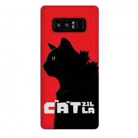Galaxy Note 8  Catzilla by Tummeow ()