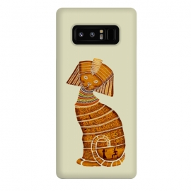 Galaxy Note 8  Sphinx Cat by Tummeow