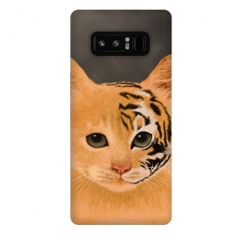 Galaxy Note 8  Tiger by Tummeow ()