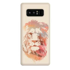 Galaxy Note 8  Desert lion by Róbert Farkas ()