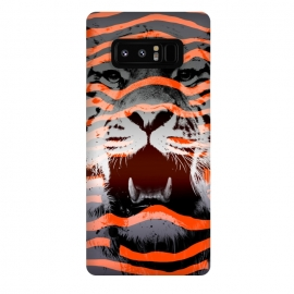 Galaxy Note 8  Stripped by Jay Maninang (tiger,stripes,nature,wild,wildlife, bigcats,cats)