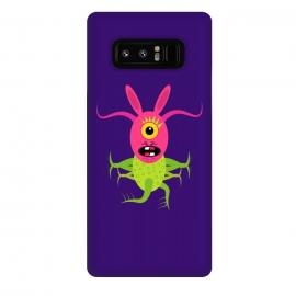 Galaxy Note 8  Rabitpink by  (animal ,cartoon,character design ,art,face,green,artist)