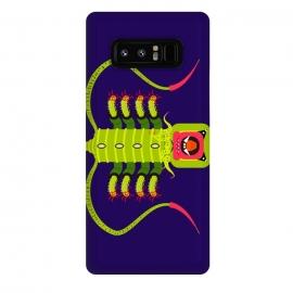 Galaxy Note 8  Catterpiller4 by  (face,art,character design,sea,beach)