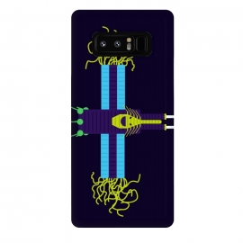 Galaxy Note 8  Catterpiller3 by