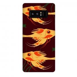 Galaxy Note 8  Yellowfish by  (Art,fish)