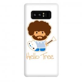 Galaxy Note 8  hello tree by