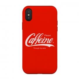 iPhone Xs / X  Caffeine by  ()