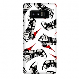 Galaxy Note 8  Stiletto Punk by  (shoes,stiletto,fashion,runway,spikes)