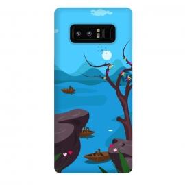 Galaxy Note 8  Landscape by  (Art,Landscape)