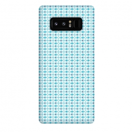 Galaxy Note 8  Blue Pattern by  (pattern,vector,geometric,texture,blue)