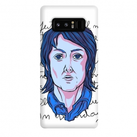 Galaxy Note 8  MCCARTNEY by Ilustrata (beatles , the-beatles , thebeatles , john-lennon , paul-mccartney , ringo-starr , george-harrison , john-paul-george-and-ringo , imagine , fab-four , lennon , harrison , abbey-road )