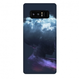Galaxy Note 8  HEAD ON THE CLOUDS by