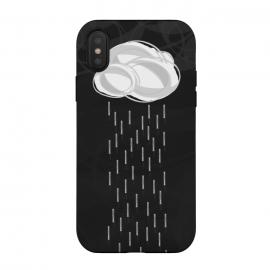 iPhone Xs / X  Midnight Rain by