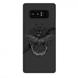 Galaxy Note 8  Beetle jaw by  (beetle,skull,velozobas,splat,teeth,mandible)