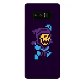Galaxy Note 8  Skeletor by  (skeletor,he-man,heman,nostalgia,tv,television,cartoon,80s,90s,villain,hero,greyskull,castle,she-ra,battle, cat)