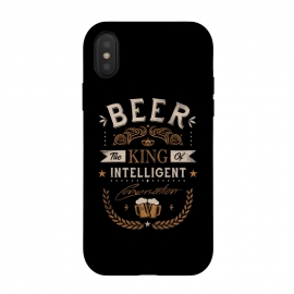 Oh Beer by Grant Stephen Shepley (beer,alcohol,drinking,funny,joke,parody,humour,words,text,slogan,draft,bar,pub,king)