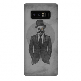 Galaxy Note 8  The Gentleman by Grant Stephen Shepley