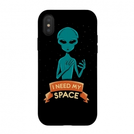 iPhone Xs / X  I need my space by