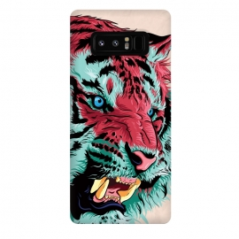 Galaxy Note 8  Tiger by Roland Banrévi (tiger,big cat,wild,animal,animals)