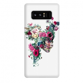 Galaxy Note 8  Skull VII by