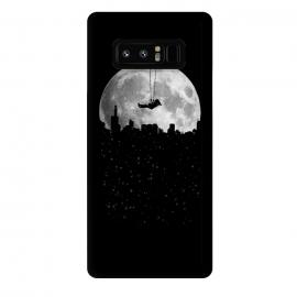 Galaxy Note 8  Moon Swing by